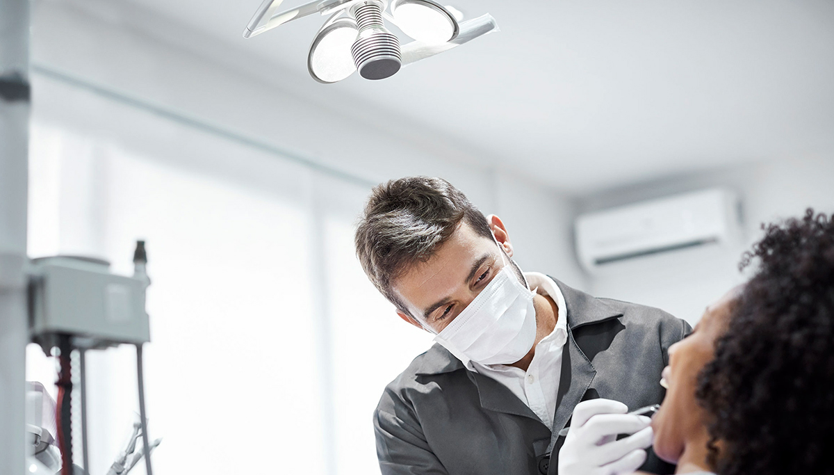 Clinica Stomatologică, Activitatea Desfășurată în Timpul Pandemiei