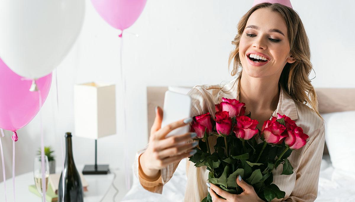 Flori, Care Sunt Cele Mai Reușite Alegeri Pentru Zilele De Naștere?